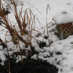 Garten winterfest